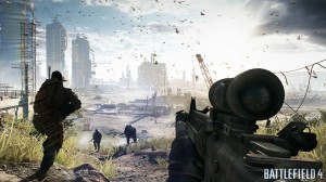 Battlefield 4 : gameplay en multijoueur