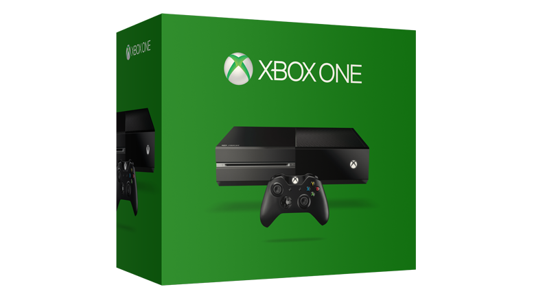 console Xbox One avec Kinect