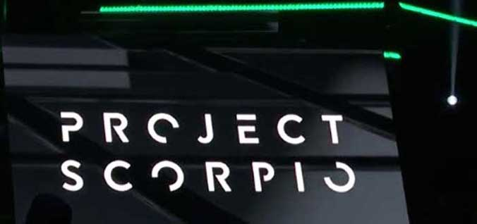 Microsoft, Xbox One, Project Scorpio, Game Mode